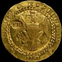 1787 Brasher Doubloon obverse 125x125 Gold Coins: Monaco Prepares Brasher Doubloon For Its Worlds Fair of Money Display
