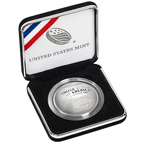 2014 proof dollar HOF ogp CoinWeek Silver Coin Giveaway #28