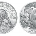 20E Tertiary 125x125 Austrian Mints Back from the Dead Series Returns with Tertiary Period Silver Coin