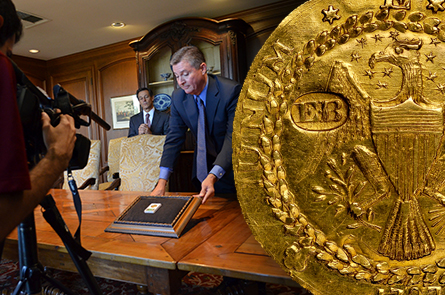 Gold Coins: Monaco Prepares Brasher Doubloon For It's World's Fair of Money Display