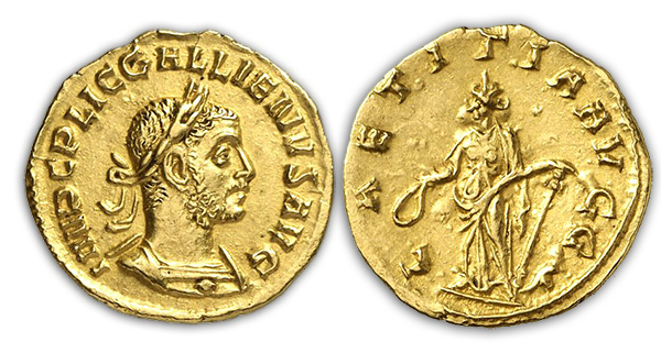 Gallienus Ancient Coin Auction News: Superb Rarities in Jacquier Auction Sale 39