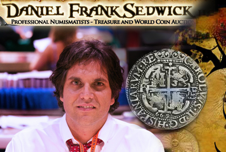 Daniel Frank Sedwick, LLC Promotes Agustin Garcia-Barneche to Vice President of International Numismatics