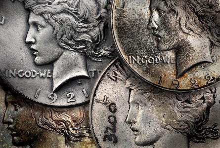 Unique Peace Dollar Rarities and Discovery Pieces To Be Sold by Stack's Bowers Galleries