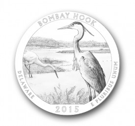 bombay25 275x258 U.S. Mint Offers First Look at 2015 America the Beautiful Quarters® Designs