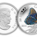 canada201420buttergfly 125x125 Innovation Meets Tradition as Royal Canadian Mint collector Coins Celebrate Time Honored Symbols of Canada