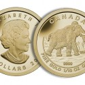 canada2014woolymammothgold 125x125 Innovation Meets Tradition as Royal Canadian Mint collector Coins Celebrate Time Honored Symbols of Canada