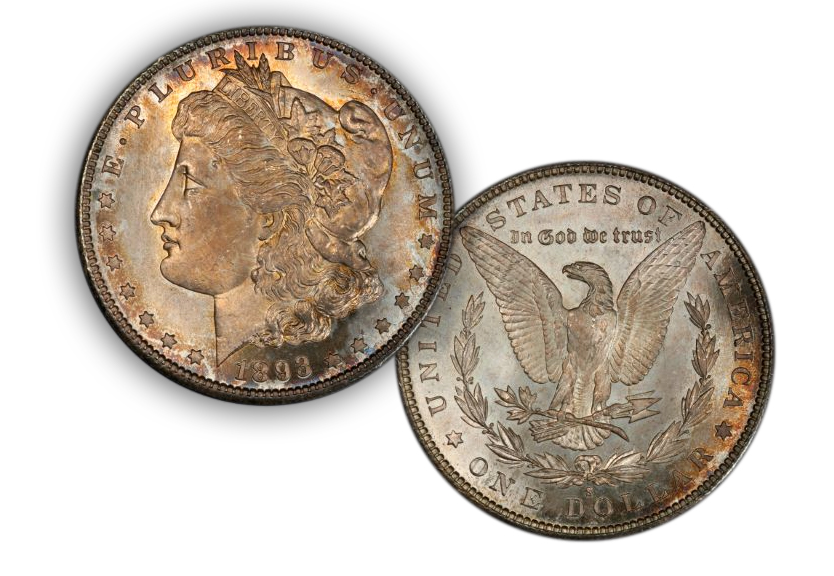 eliasberg1893s Legend Numismatics Market Report: Is this January or One Awesome Dream?