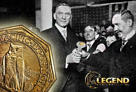 legend19151 Legend Numismatics Market Report: Is this January or One Awesome Dream?