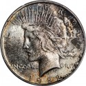 peace4 125x125 Unique Peace Dollar Rarities and Discovery Pieces To Be Sold by Stack's Bowers Galleries