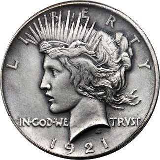peace sb 21 unique Unique Peace Dollar Rarities and Discovery Pieces To Be Sold by Stack's Bowers Galleries