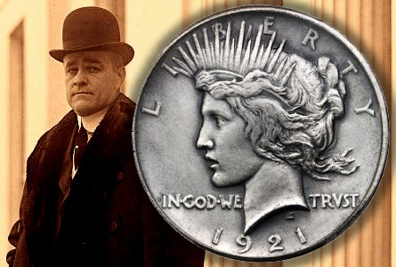ray baker peace  PCGS Certifies Rare Transitional Peace Dollars From Former Mint Directors Estate