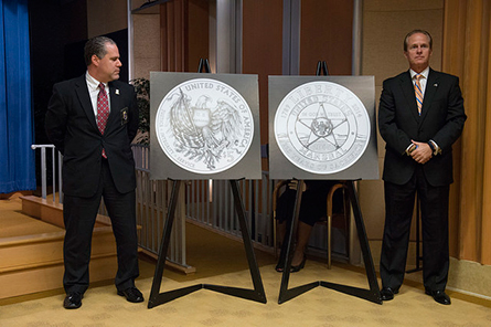 U.S. Marshals Commemorative Coin Program Unveiling (Photo Gallery)