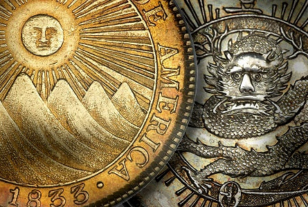 Rare Coins from over 50 countries offered in Heritage's Platinum Night World & Ancient Coins auction