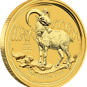 01 2015 YearOfTheGoat Gold Bullion Coin OnEdge LowRes 125x125 Perth Mint Unveils Australian 2015 Bullion Coin Program (with Video)