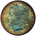06666397 obv 125x125 Sunnywood Collection of Toned Morgans to Headline October Regency Auction IX
