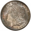 06666401 obv 125x125 Sunnywood Collection of Toned Morgans to Headline October Regency Auction IX