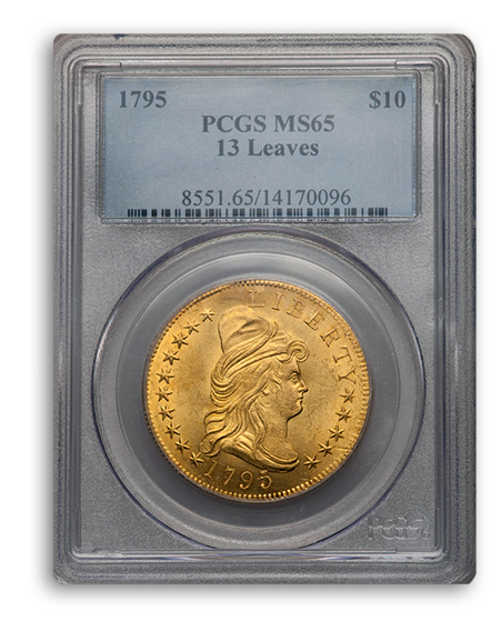 1795eagle Million Dollar Coins in ANA Auctions, part 2, with interpretation of Specimen designations