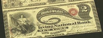 $2 Bill Documentary Film to Include Some Collectors at Memphis Paper Money Show. VIDEO: 2:30.