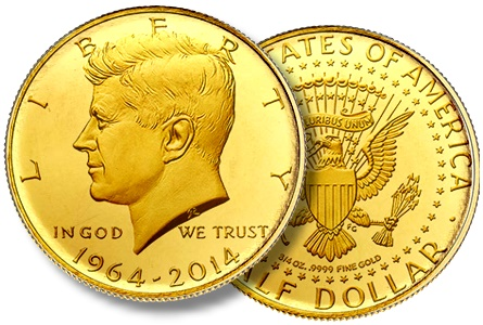 Kennedy gold coin The Kennedy Gold Proof Launch and the Modern Coin Market