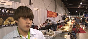 Riley Pence YN Young Coin Dealer Shares What it Takes to Learn to Trade in Coins. VIDEO: 2:44.