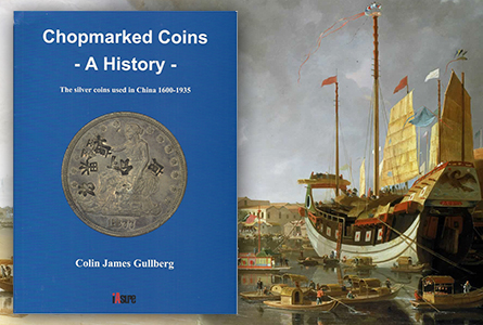 First Read: Chopmarked Coins: A History; the silver coins used in China 1600-1935