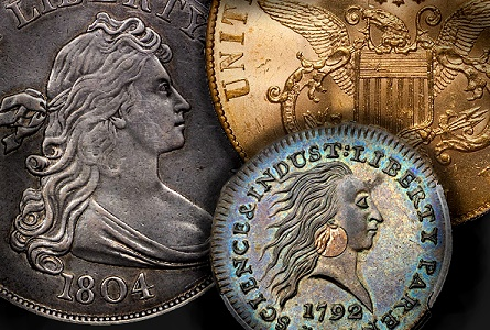 Million Dollar Coins in ANA Auctions ….Part 1