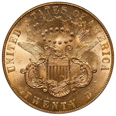 gr mills 1861 Million Dollar Coins in ANA Auctions ....Part 1