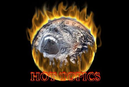 hot topics laura Laura Sperbers Hot Topics: Fools Gold   The JFK Coin