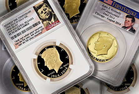 The Kennedy Gold Proof Launch and the Modern Coin Market