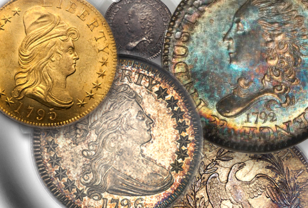 Million Dollar Coins in ANA Auctions, part 2, with interpretation of Specimen designations