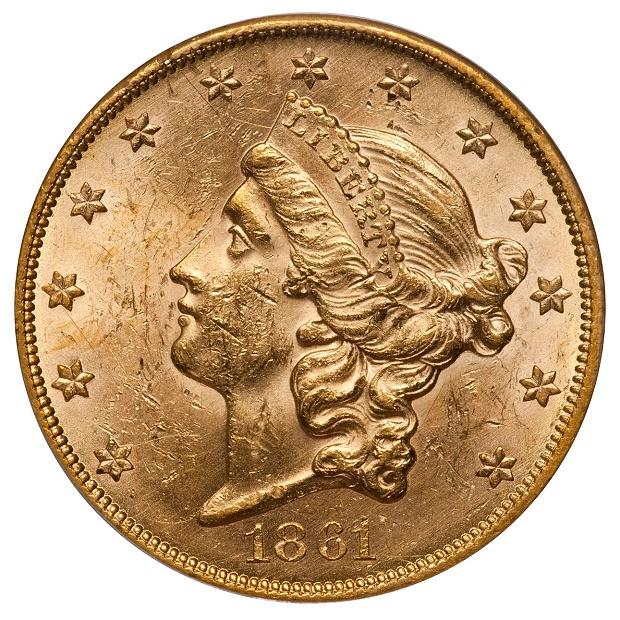 paquet obv Douglas Winter Numismatics Sets World Record With $1.645 Million Dollar Purchase of Excessively Rare U.S. Gold Coin