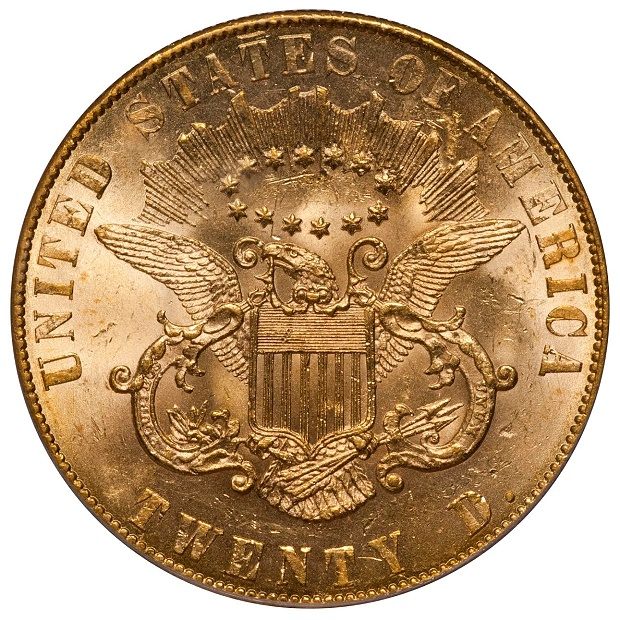 paquet rev Douglas Winter Numismatics Sets World Record With $1.645 Million Dollar Purchase of Excessively Rare U.S. Gold Coin