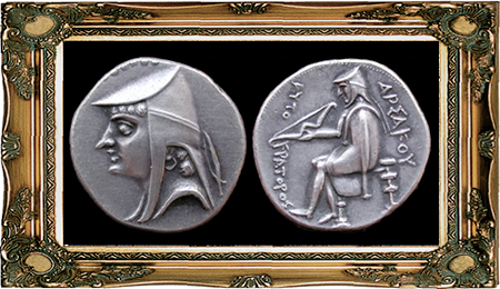 parthian2 Ancient Coin Insights: Coinage of Parthia