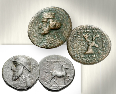 parthian3 Ancient Coin Insights: Coinage of Parthia