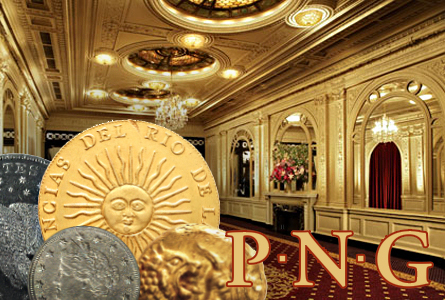 Professional Numismatists Guild Announces October 2014 New York Coin Show