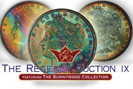 regencyix1 275x185 Sunnywood Collection of Toned Morgans to Headline October Regency Auction IX