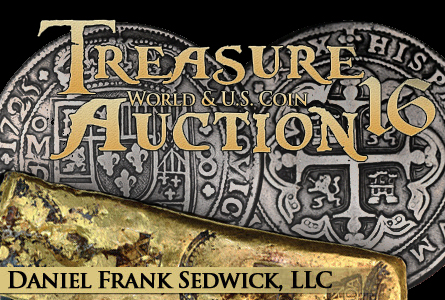 Mexican Numismatic Treasures to be Auctioned in November