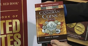 Cool Books for Coin Collectors by Whitman. VIDEO: 8:22