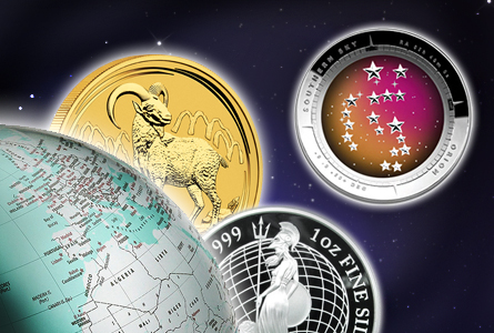 The Coin Analyst: Modern World Coin Round-Up for August