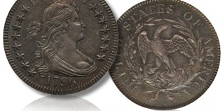 Not Fully Appreciated, Norweb 1796 Quarter Sells for $411,250