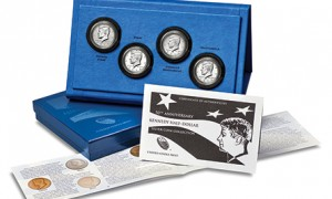 The Coin Analyst: Kennedy Half Dollar 50th Anniversary Silver Set Mintage Limited to 300,000