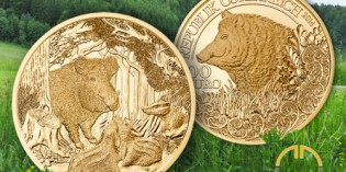 Newest Austrian Mint Wildlife Coin Unveiled: The Wild Boar