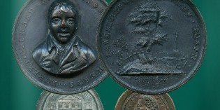 "Tokens from the ""Baldwin Basement"" emerge  at auction for the first time in over half-a-century"