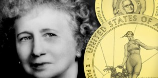 U.S. Mint News: Bess Truman Gold First Spouse Coin Design