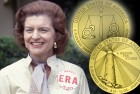 U.S. Mint News: Betty Ford Gold Coin Design Candidates Revealed