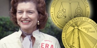 U.S. Mint News: Betty Ford Gold First Spouse Coin Designs