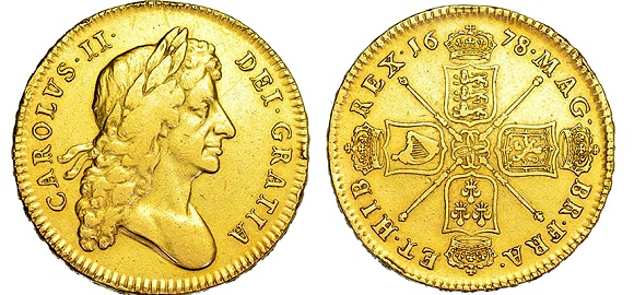 HENRY VIII SOVEREIGN, FIRST COINAGE, mm PORTCULLIS [1509-26]