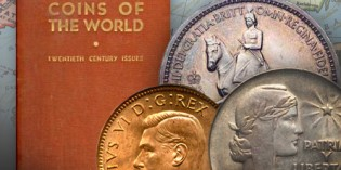 First Read: Wayte Raymond's Coins of the World