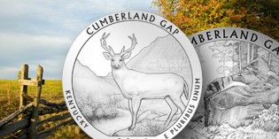 U.S. Mint Reveals 2016 Cumberland Gap National Park Quarter Design Candidates