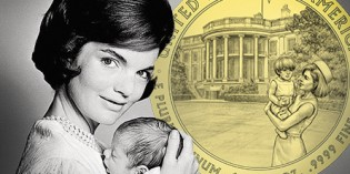 U.S. Mint News: Jacqueline Kennedy Gold First Spouse Coin Designs